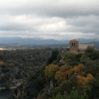 Sender del Parador Nacional de Vic a Sant Pere de Casserres