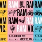 Mercat del Ram de Vic 2019