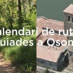 Descobreix Osona amb les rutes guiades