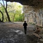 Ruta a les coves del Toll des de Collsuspina