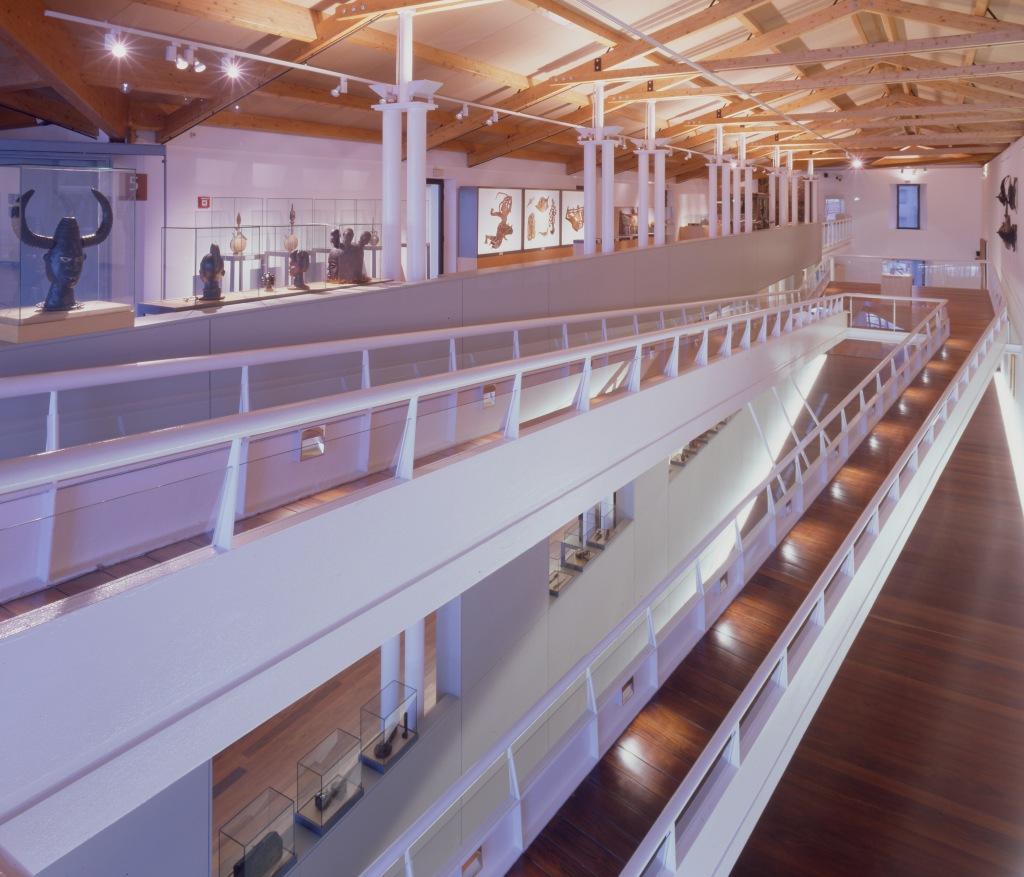 Interior Museu Art de la Pell